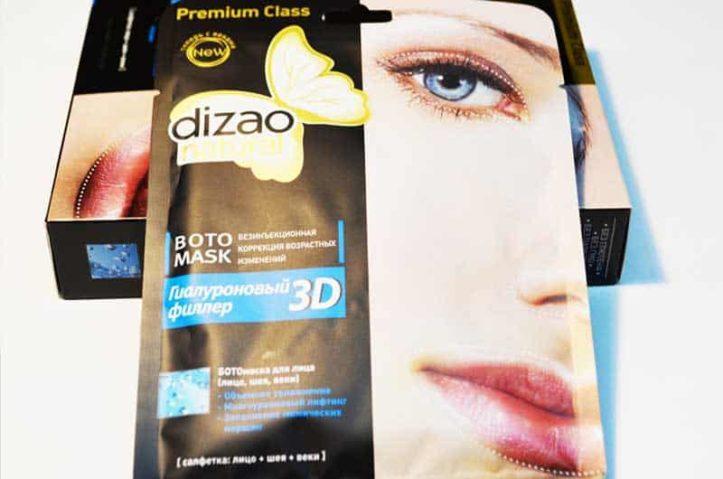 Maska Dizao s kyselinou hyaluronovou