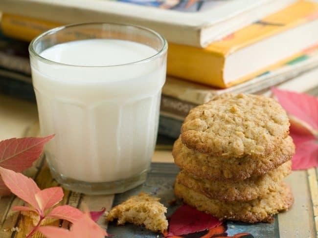 jednoduché sušenky
