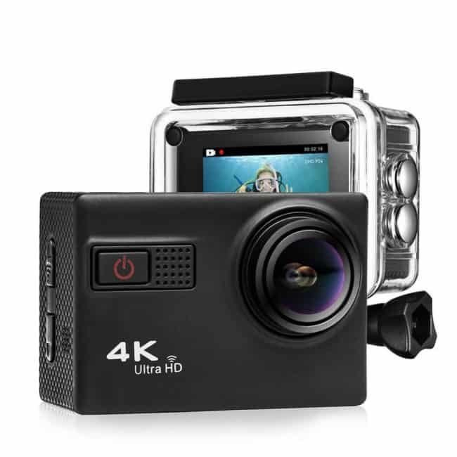 dárek na vánoce pro děti - kamera go pro