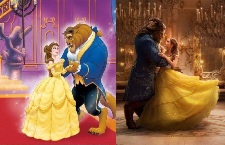 Walt Disney filmy  a filmy podle pohádek Walt Disney