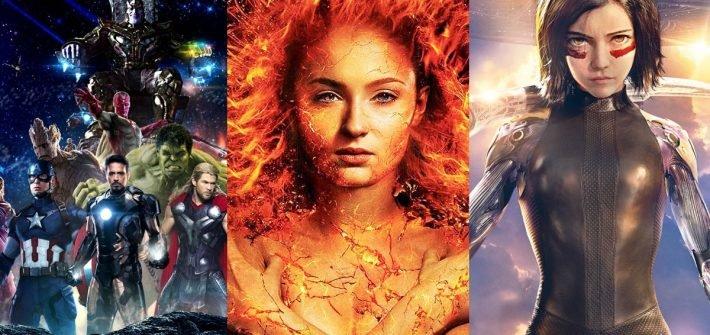 nejočekávanější filmy 2019
