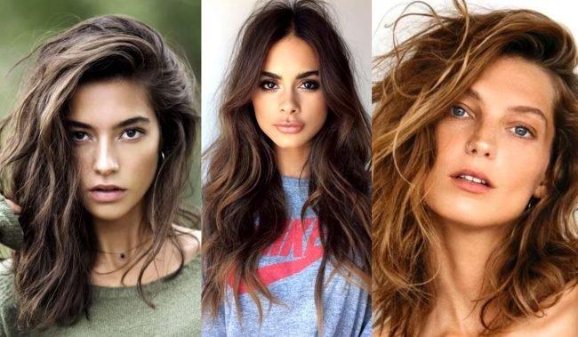Vlny pro středně dlouhé vlasy trendy vlasů jaro léto 2019
