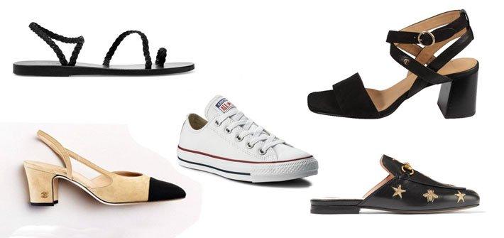 Základní letní boty