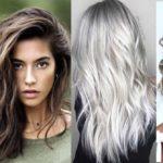 trendy vlasy jaro léto 2019