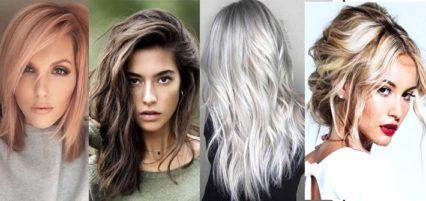Trendy 2019: Vlasy | Barvy, střihy, účesy a samozřejmě doplňky