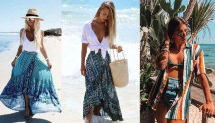 Plážová móda na léto 2019