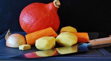 Jednoduché podzimní recepty z dýně