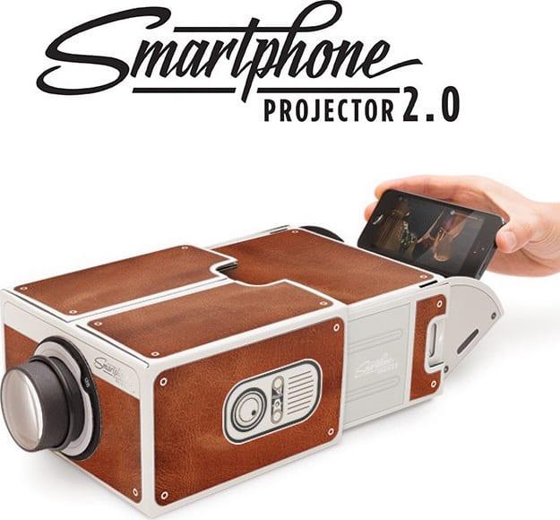 Dárek na vánoce - projektor