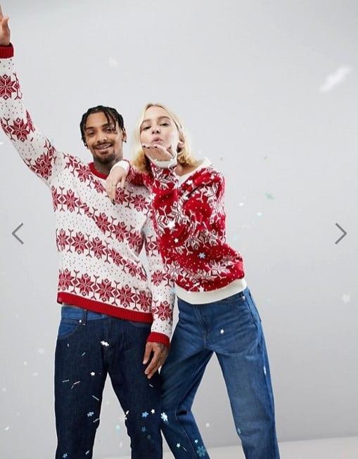 Dárky na Vánoce - svetry