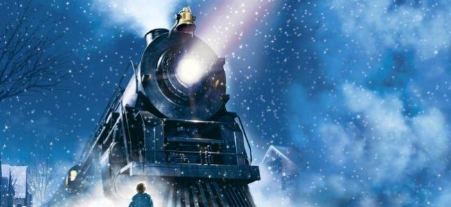 Vánoční pohádky - Polární express