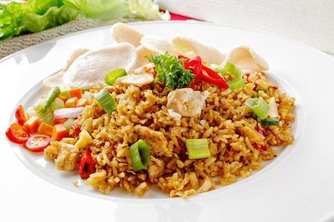 Smažená rýže
