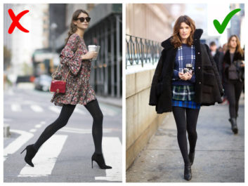 Nejčastejší chyby pri tvorbě podzimních outfitů