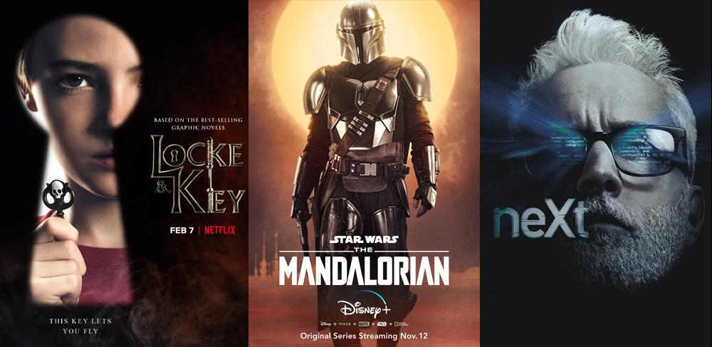 Top sci-fi seriály 2020