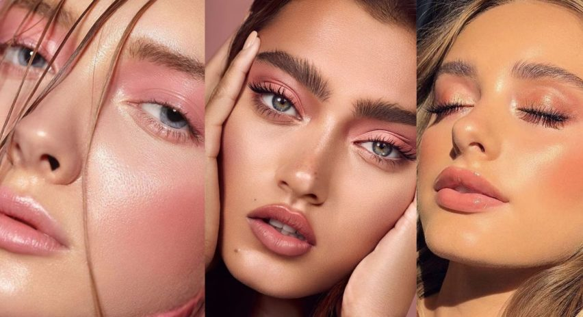 tvařenka jako jednáný produkt - trend make-up 2021