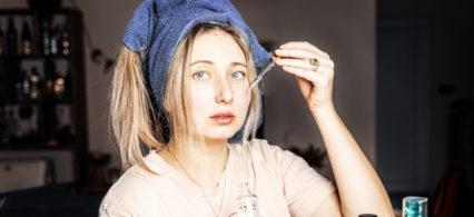 K čemu je sérum na obličej a jak ho používat a také moje top za víc než rok