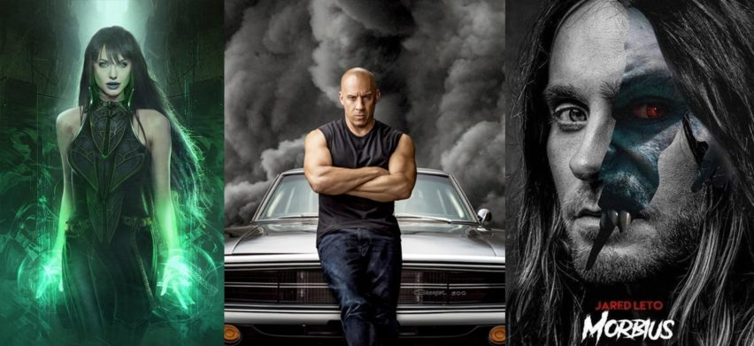 Na co se těšit do kin v 2021 roku – Filmy, které odložili v 2020